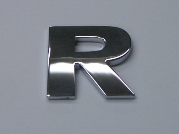 chrome letters and numbers domed small no minimum order With custom chrome letters for cars